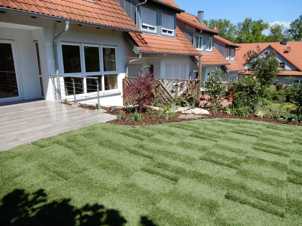 Gartengestaltung gartenumgestaltung in veitsbronn - Gartengestaltung herzogenaurach ...